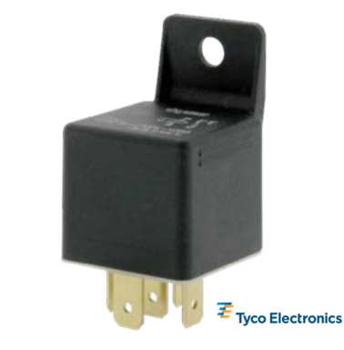 24 VOLT MINI 5 PIN RELAY - 40 AMP