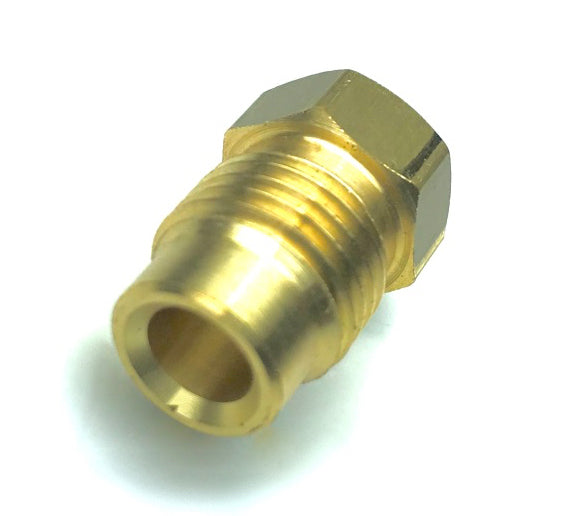 FORD CARBURETTOR FUEL INLET FLARE NUT - 5/16""