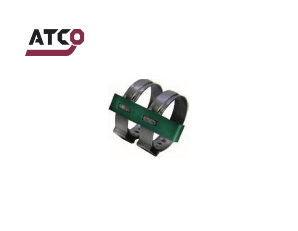 AIR-O-CRIMP #12 GREEN - CLAMP