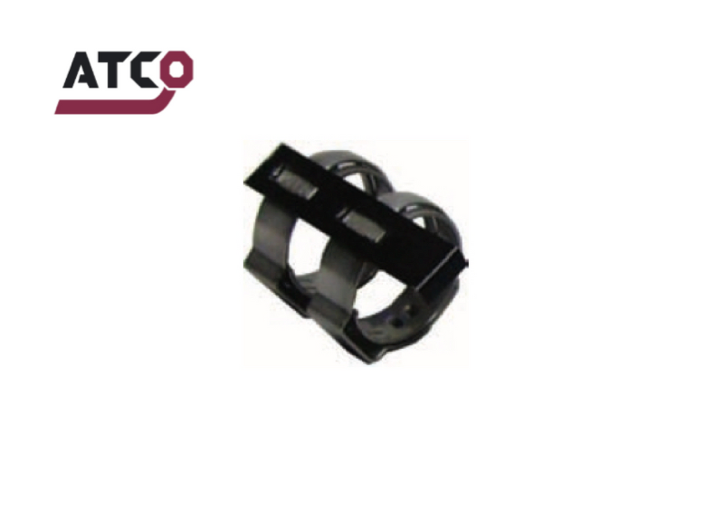 AIR-O-CRIMP #8 BLACK - CLAMP