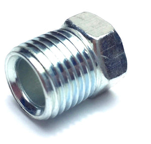 "1/4"" STEEL INVERTED FLARE NUT - QTY 4"