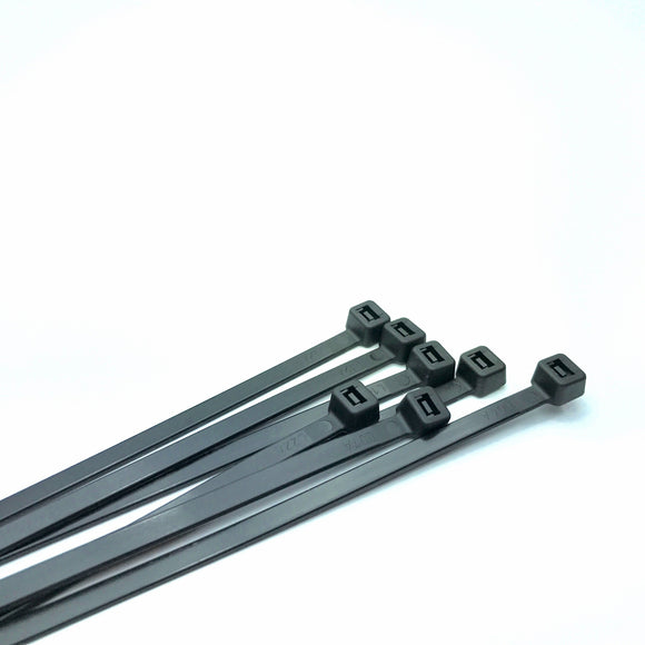 CABLE TIES - 300mm x 3.6mm QTY 100