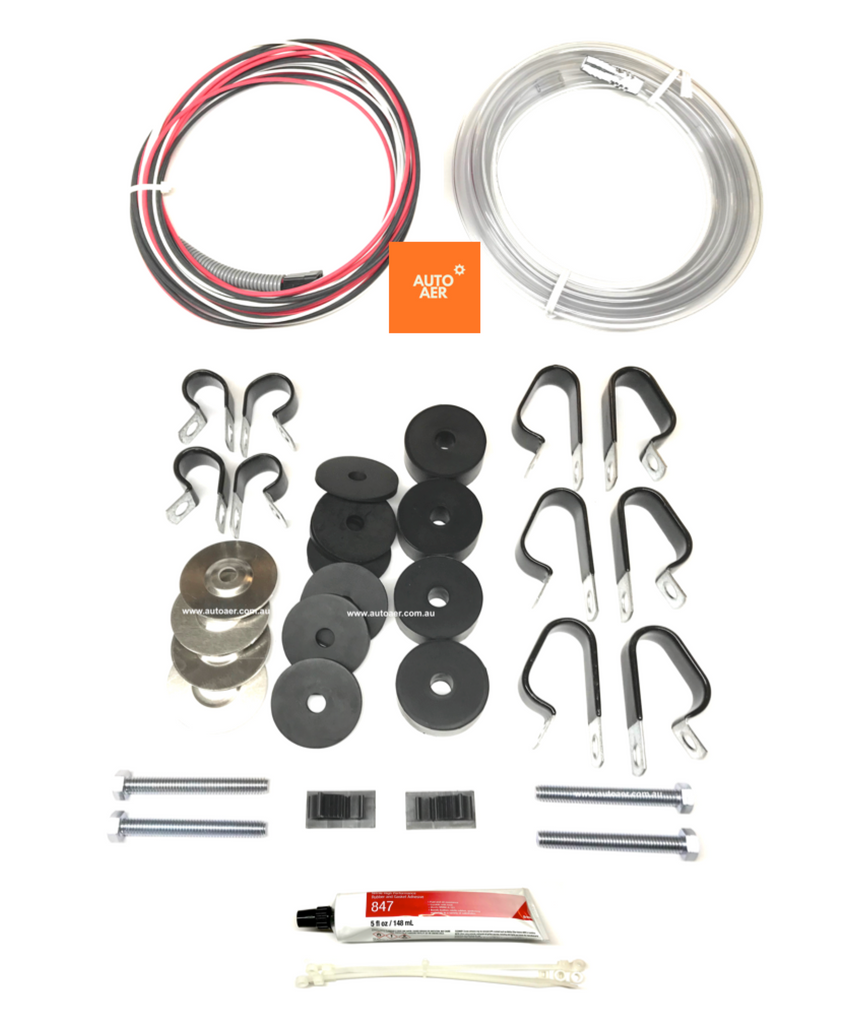 TRUCK ROOF MOUNTED 24V AIR CONDITIONING SYSTEM -  KIT 1