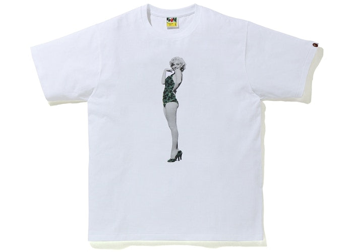 A Bathing Ape X Marilyn Monroe T-Shirt