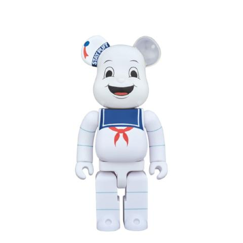Be@rBrick X GhostBusters Stay Puft 400%