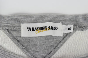 "A Bathing Ape ""Rope Logo""  Thick T-Shirt"