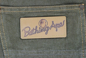"A Bathing Ape ""Western"" Pants"