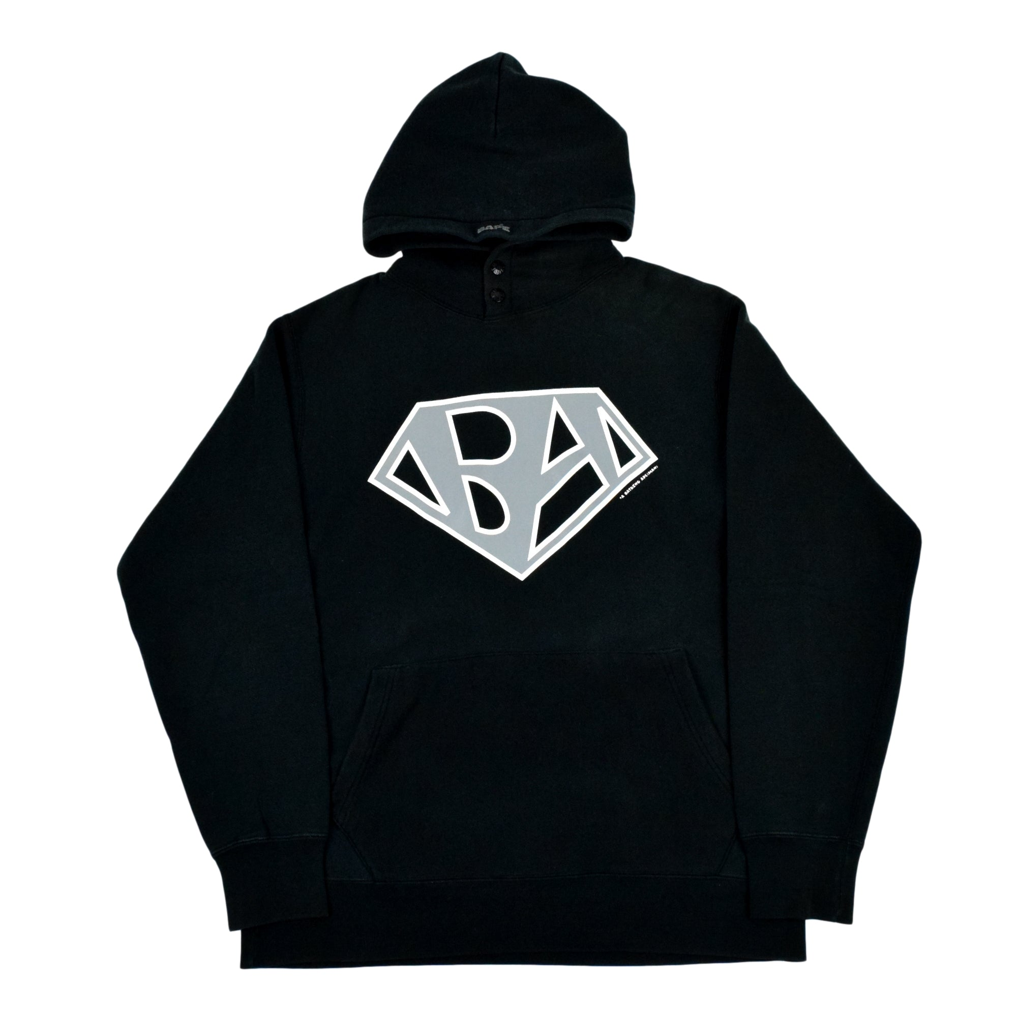 "A Bathing Ape ""Superman Inspired"" Pullover Sweatshirt"