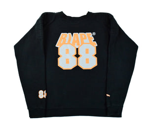 "A Bathing Ape X WTAPS ""Football"" Crewneck"