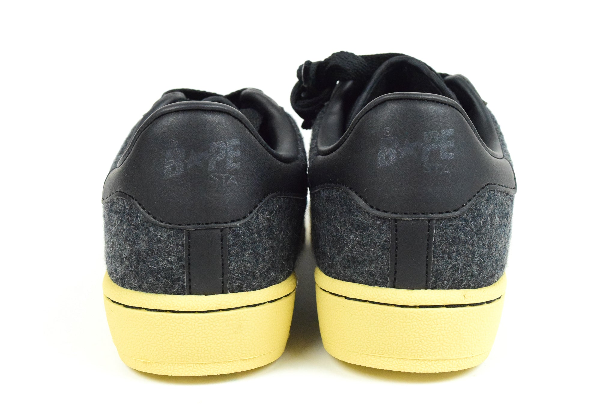 "A Bathing Ape ""Wool"" Skullsta"