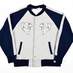 "A Bathing Ape ""Dragon Logo"" Varsity Jacket"
