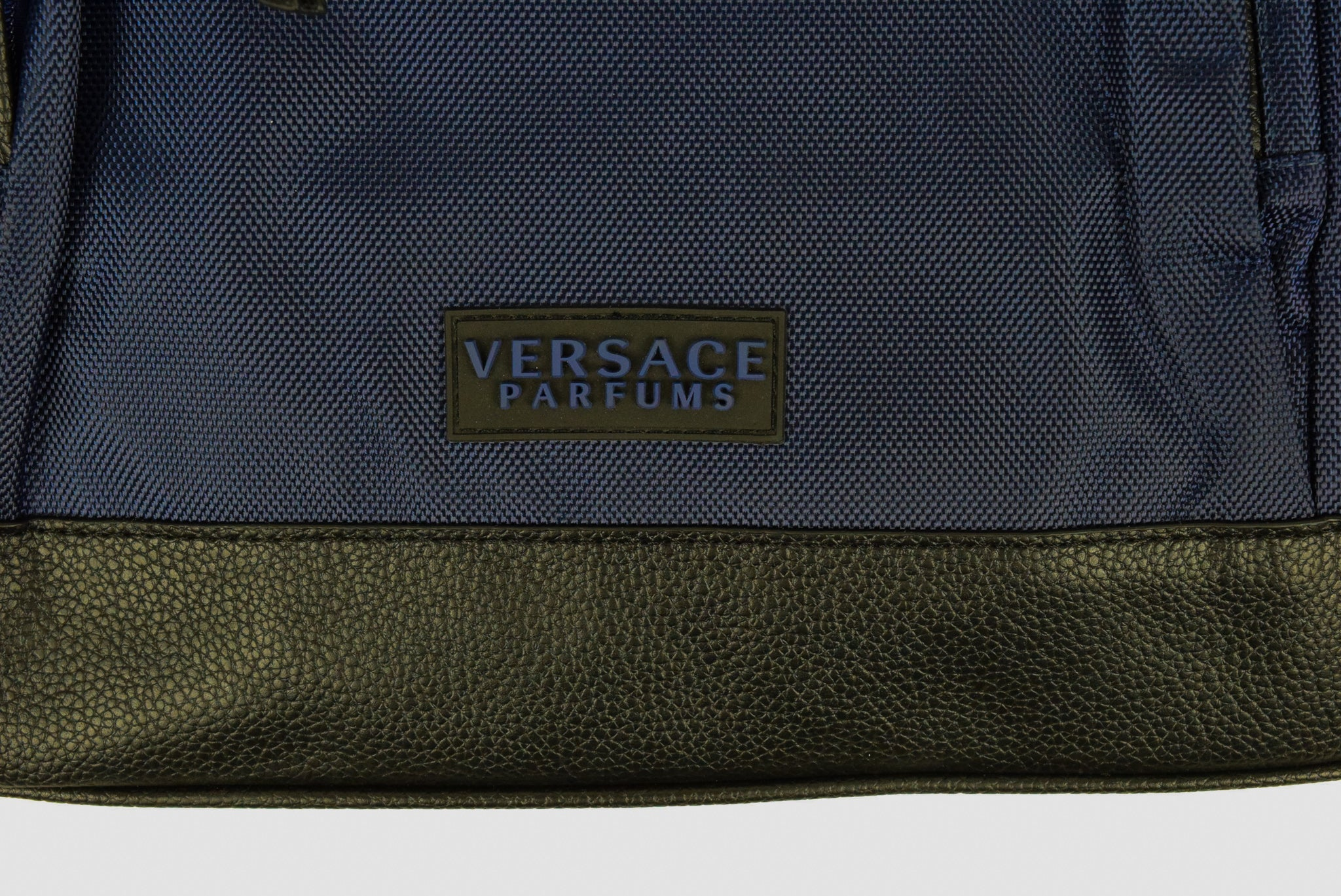 Versace 2-Way Backpack and Tote Bag