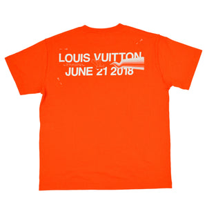 "Louis Vuitton ""Exclusive for Virgils First LV Runway Show "" T-shirt"