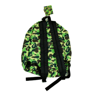 "A Bathing Ape ""First Camo"" Backpack"