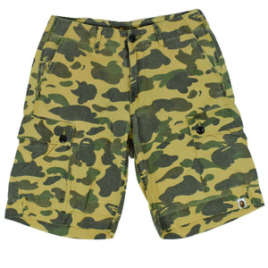 "A Bathing Ape ""First Camo"" Cargo Shorts"
