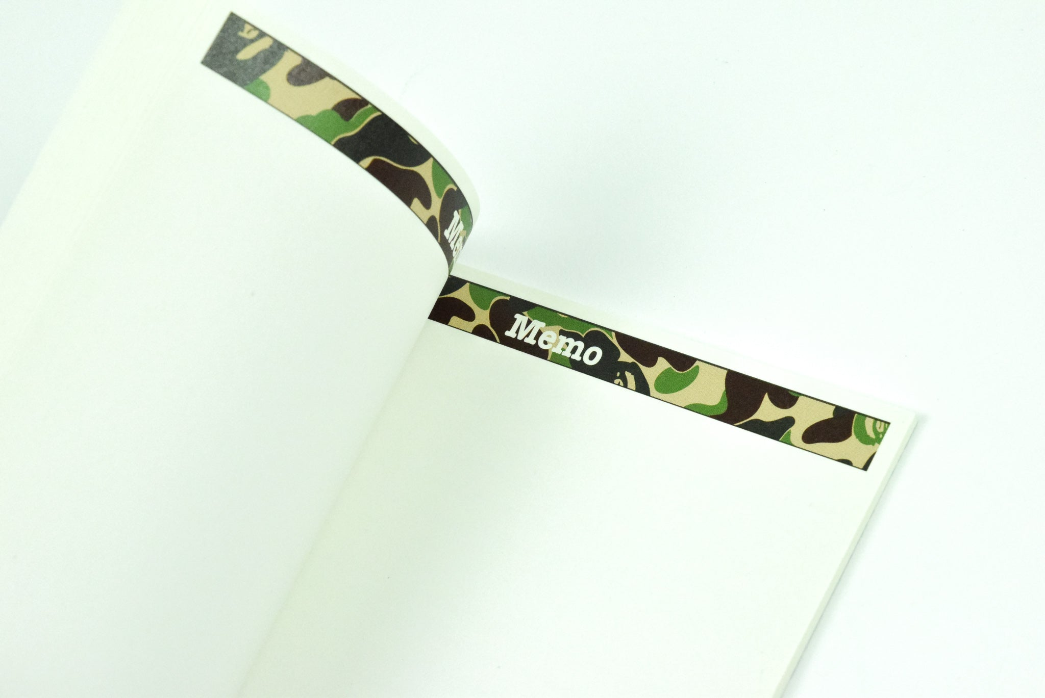A Bathing Ape Notepad