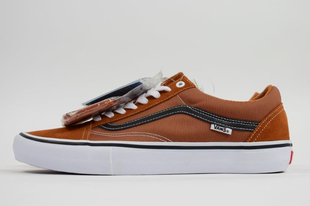 "Vans Old Skool Pro ""Glazed Ginger"" (SAMPLE)"