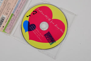 "A Bathing Ape X Kanye West ""I Used to Love H.E.R"" CD"