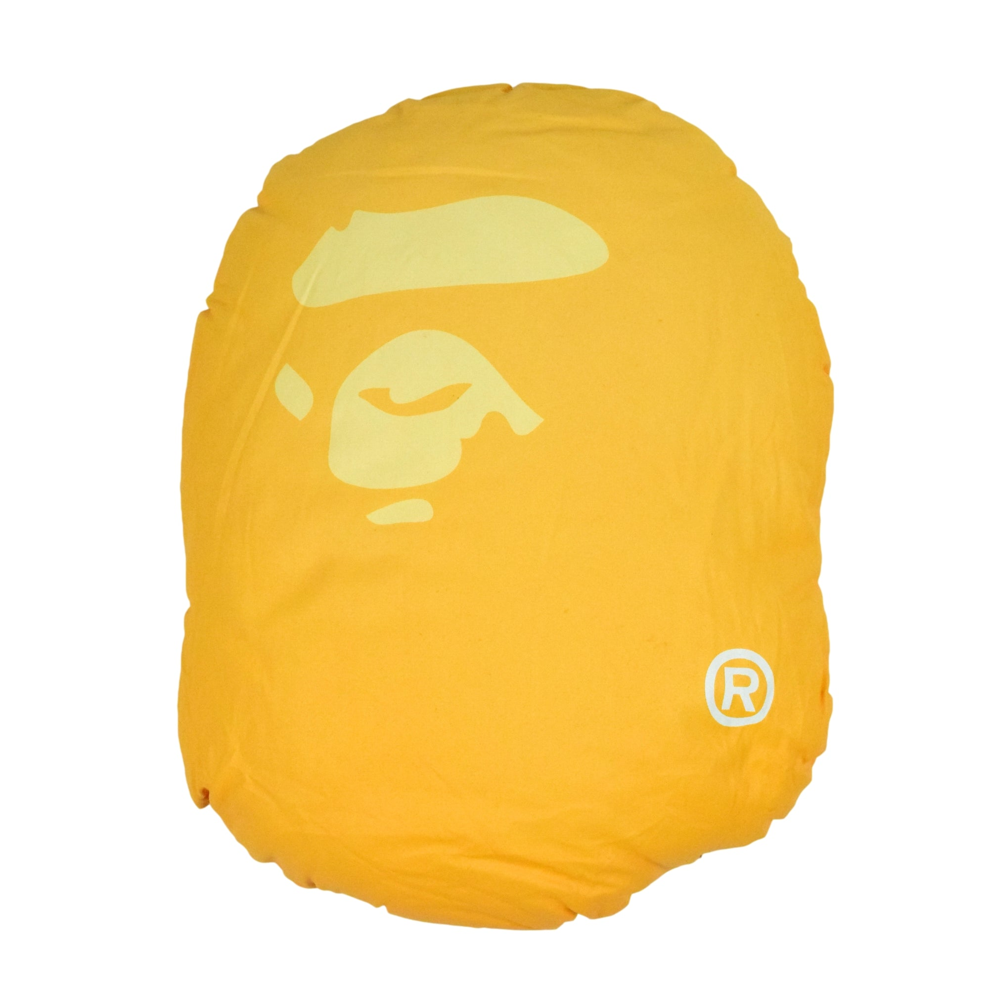 "A Bathing Ape X Alife ""Ape Head"" Pillow"