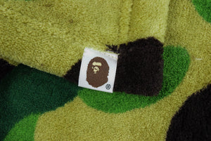 A Bathing Ape 20th Anniversary Blanket / Book & Pouch Set