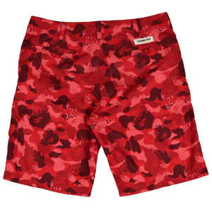 "A Bathing Ape ""Flame Camo"" Shorts"