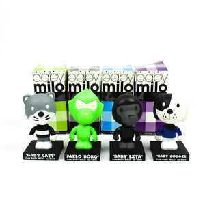 A Bathing Ape Bobble Head Set