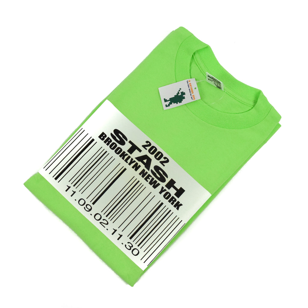 "A Bathing Ape X Stash ""Barcode"" T-Shirt"