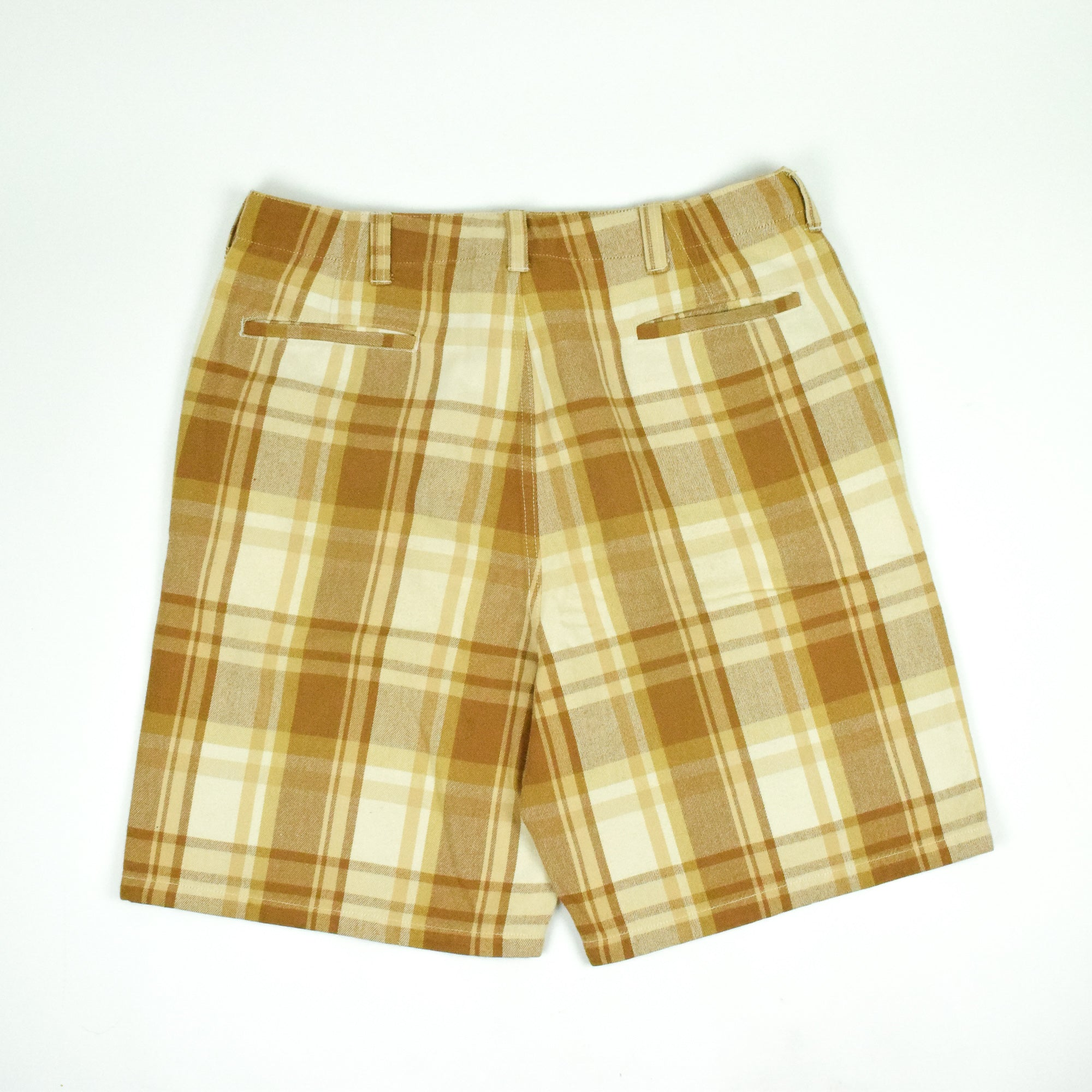 "A Bathing Ape ""Burberry Style"" Shorts"