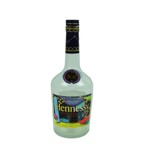 KAWS X Hennessy Empty Bottle
