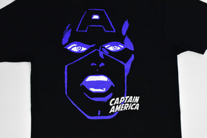"A Bathing Ape X Marvel ""Captain America"" T-Shirt"