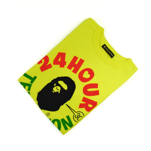 "A Bathing Ape X 24 Hour Television ""Charity"" T-Shirt"