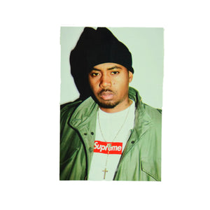 "Supreme ""Nasty Nas"" Sticker"