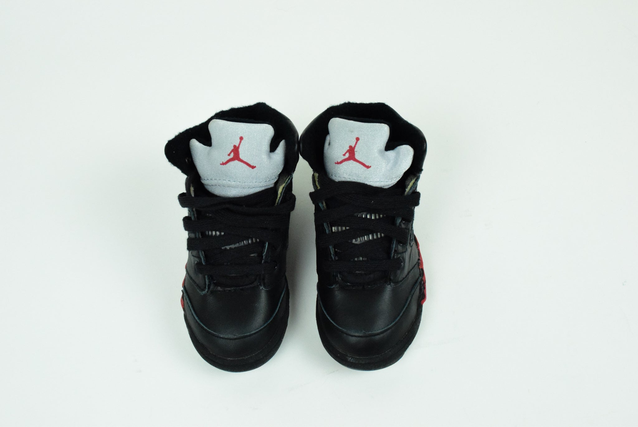 "Jordan 5 Baby/Kids ""Black Metallic"" 1990"