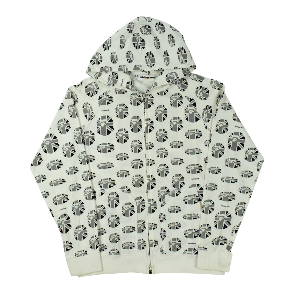 "A Bathing Ape ""London"" Zip-Up Hoodie"