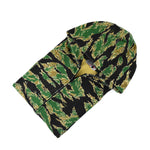"A Bathing Ape ""Tiger Camo"" Zip-Up Hoodie"
