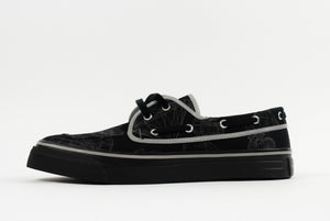 "Billionaire Boys Club ""Reflective Diamond & Dollar"" Season 9 Boat Shoes"