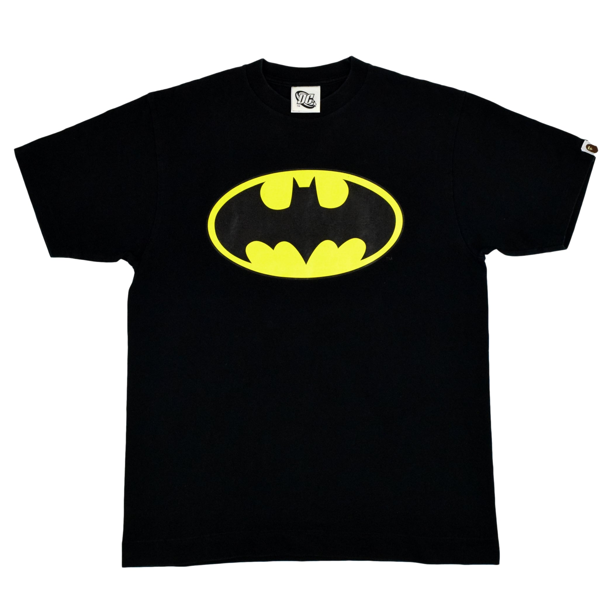 "A Bathing Ape X DC Comics ""Batman"" T-Shirt"