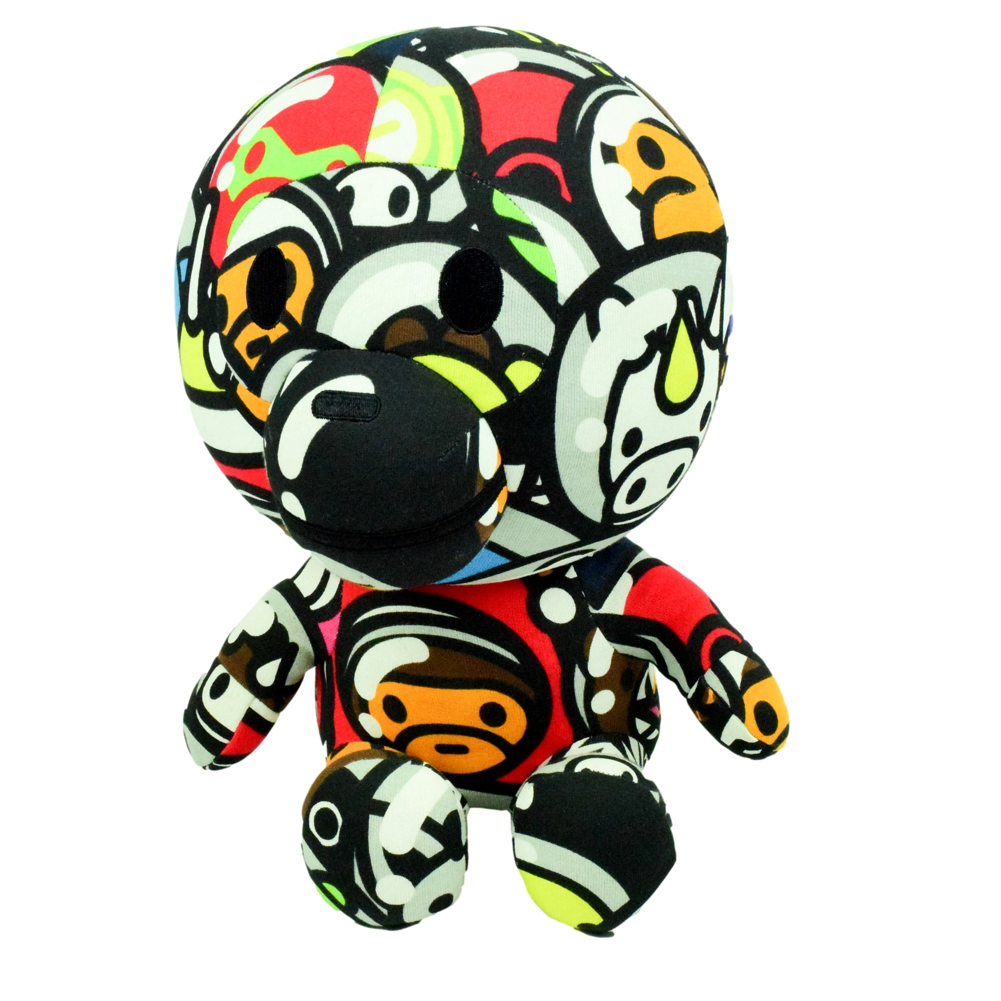 "A Bathing Ape X Chocoolate ""Baby Milo"" Plush"