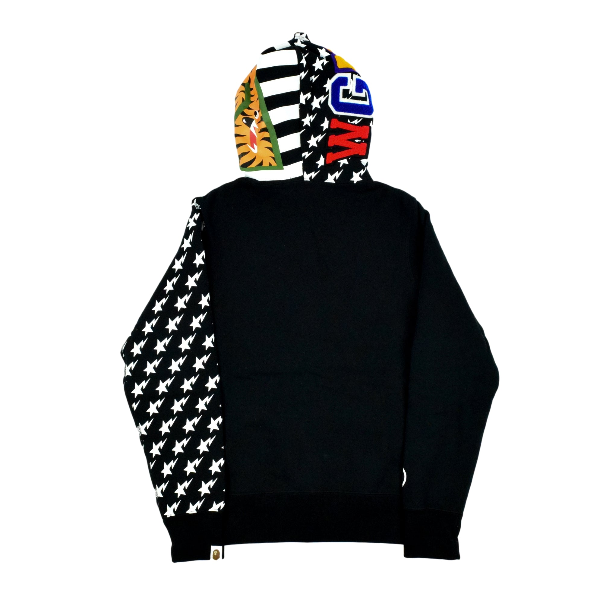A Bathing Ape Shark Full-Zip Sweatshirt