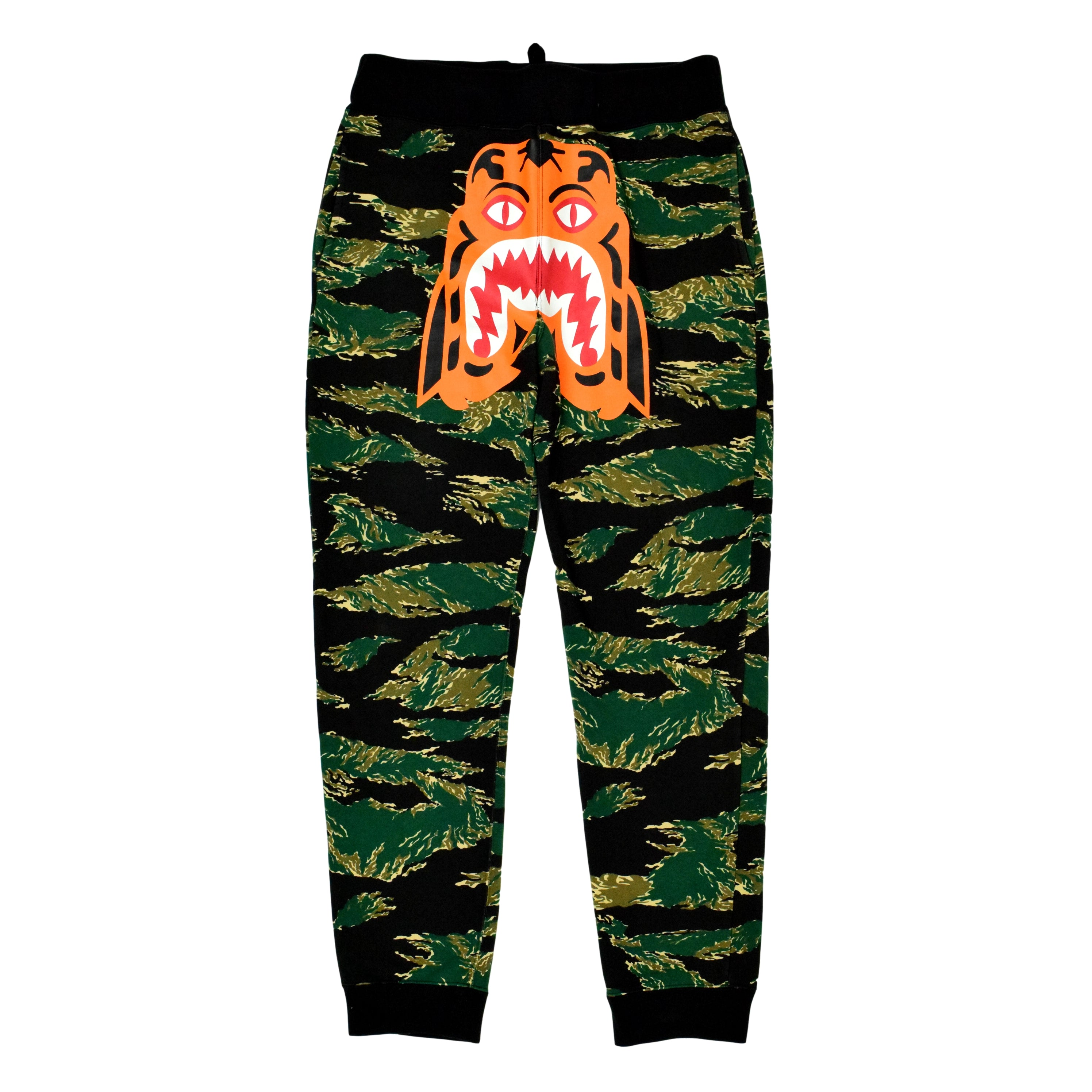 "A Bathing Ape ""Tiger Camo"" Sweatpants"
