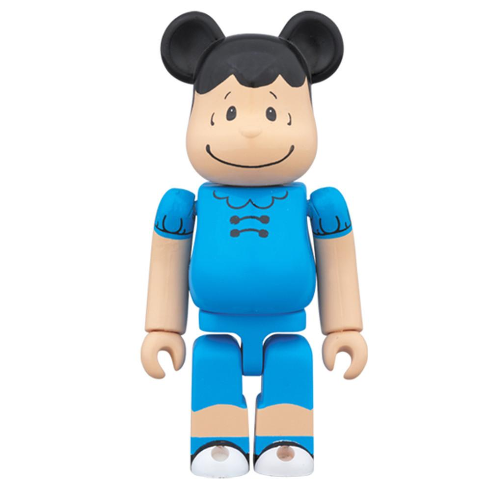 Be@rBrick X Peanuts Lucy 100%