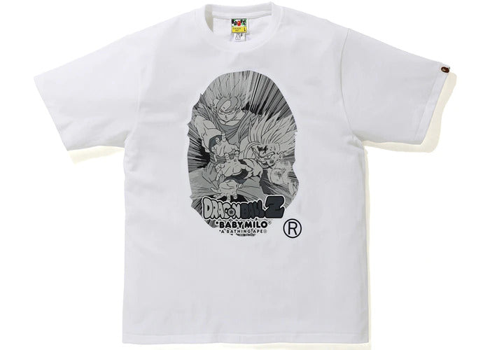 "A Bathing Ape X Dragonball Z ""Big Ape Head "" T-Shirt"