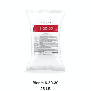KALIX Bloom 6-30-30 + Chelated Micronutrients 25 lb