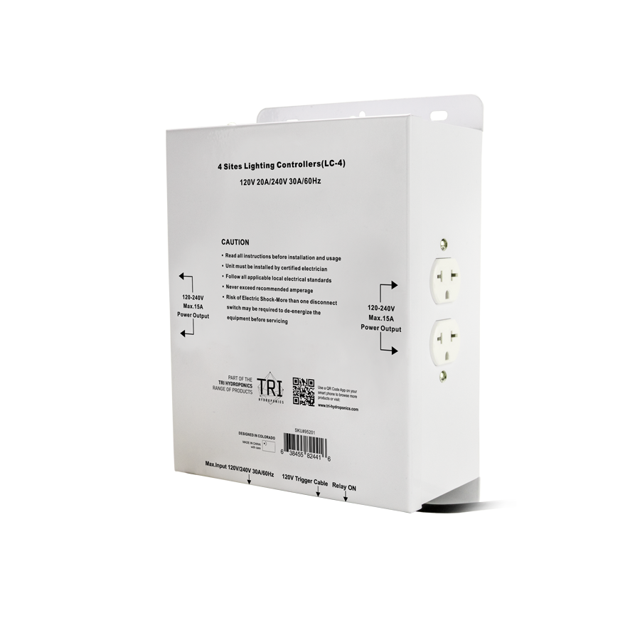 Light Controller Lc-4 (4 Lights) - Lighting Accessories