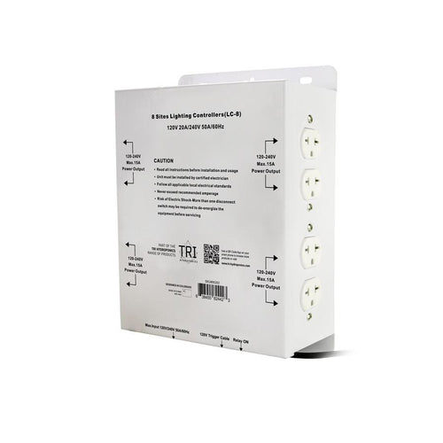 Light Controller Lc-8 (8 Lights) - Lighting Accessories
