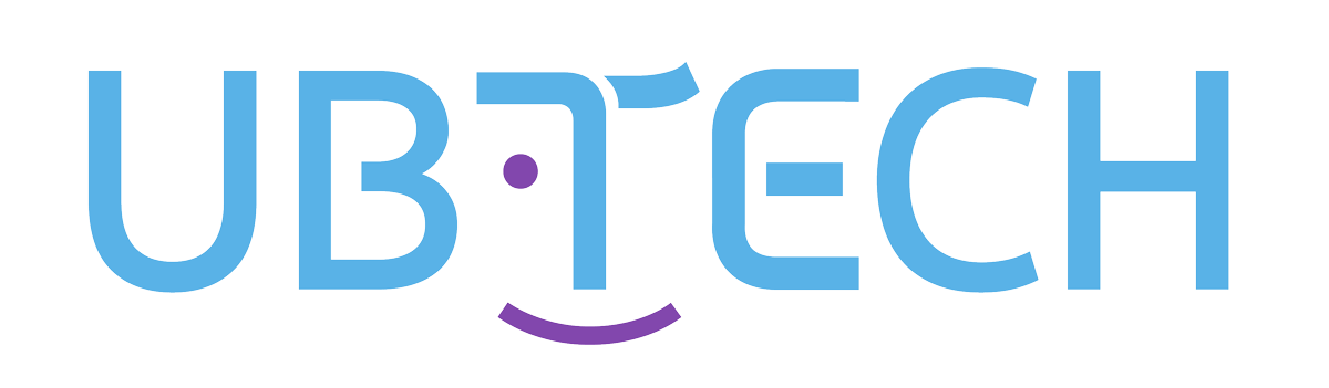 Colorful UBTECH Logo
