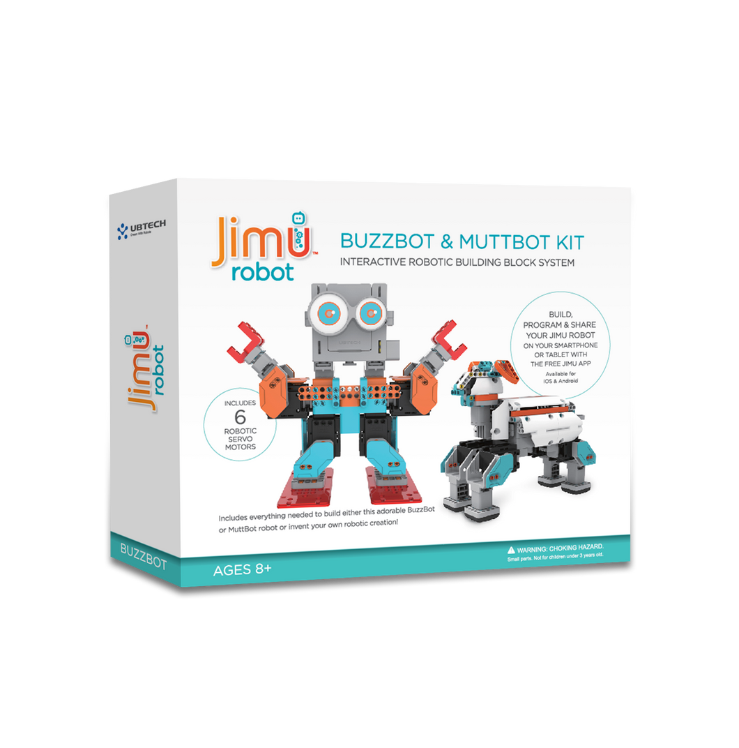 BuzzBot & MuttBot Kit
