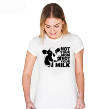 Not Your Mom, Not Your Milk!
