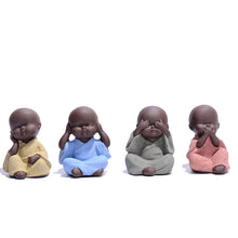Mini Buddha Statue Set