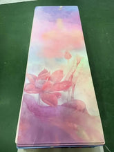 Lotus Vegan Suede Yoga Mat